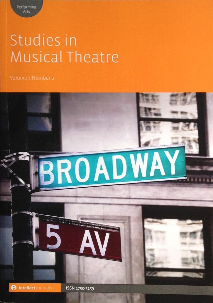 (July. 31, 2018) Essay on Lin-Manuel Miranda in Musical Theater Journal