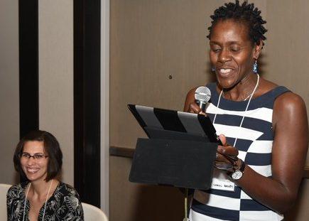 (June 8, 2016) Author Celebration at Caribbean Studies Association Conference in Haiti